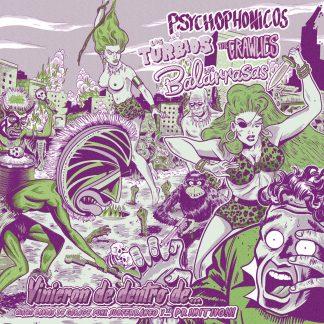 the crawlies, los turbios, los balarrasas, psychophonicos